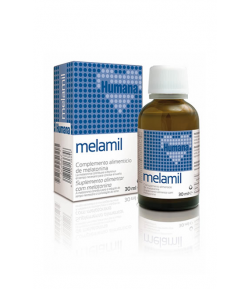 Melamil 30ml HUMANA Vitaminas
