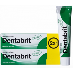 Pack 2x1 Dentrífico Flúor 125ml DENTABRIT