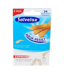 Apósitos Aqua Resist 24ud SALVELOX