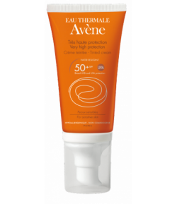 Crema Coloreada SPF 50+ AVÈNE 50ml