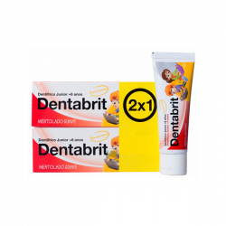 Pack 2x1 Dentífrico Junior 50ml DENTABRIT