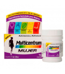 Multicentrum Mujer 90comp Energía