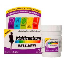 Multicentrum Mujer 30comp
