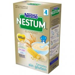 Cereales sin Gluten NESTLÉ NESTUM 600gr