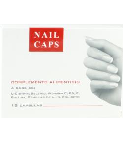 Nail Caps 15caps VITAL PLUS Cabello y uñas