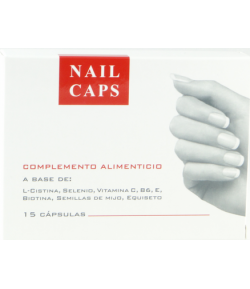 Nail Caps 15caps VITAL PLUS