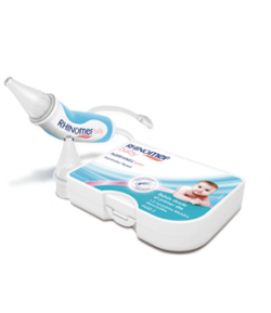 Aspirador Nasal + 2 Recambios RHINOMER Baby