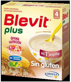 Blevit Plus Sin Gluten 300gr Sin Glúten