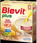 Blevit Plus Sin Gluten 600gr Sin Glúten