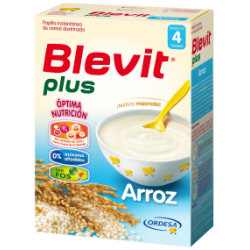 Blevit Plus Arroz 300gr