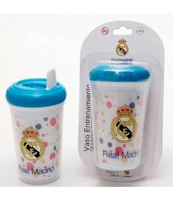 Vaso Entrenamiento 300ml Real Madrid FC
