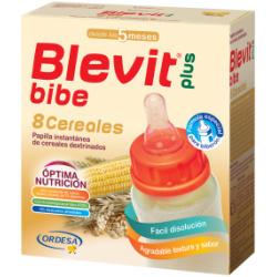 Blevit Plus Bibe 8 Cereales 600gr