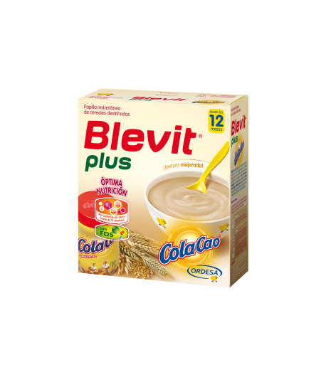 Blevit Plus Cola Cao 600gr 8 Cereales