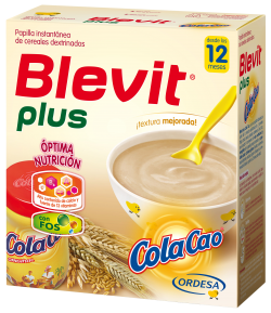 Blevit Plus ColaCao 300gr 8 Cereales
