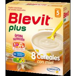 Blevit Plus 8 Cereales con Miel 300gr