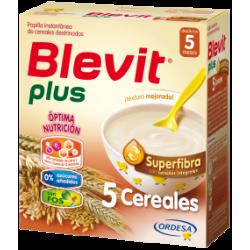 Blevit Plus Superfibra 5 Cereales 600gr