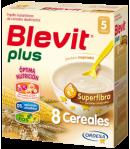 Blevit Plus Superfibra 8 Cereales 600gr 8 Cereales