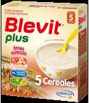 Blevit Plus 5 Cereales 600gr 5 Cereales