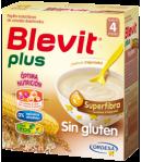 Blevit Plus Superfibra Sin Gluten 600gr Sin Glúten