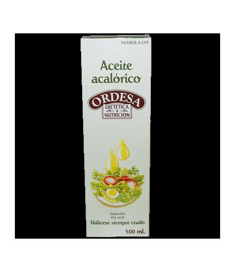 Aceite Acalórico Ordesa 500ml Suplementos