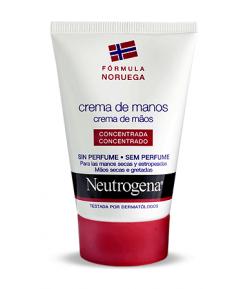 Crema de Manos Concentrada Sin Perfume 50ml NEUTROGENA Crema de manos