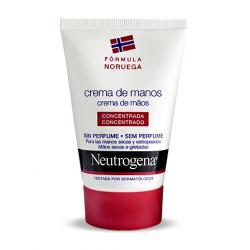 Crema de Manos Concentrada Sin Perfume 50ml NEUTROGENA