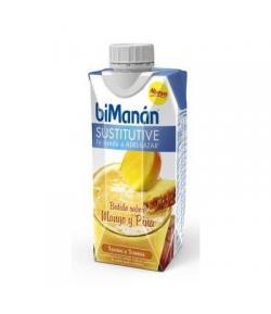 Batido Mango y Piña BIMANAN SUSTITUTIVE 330 ml