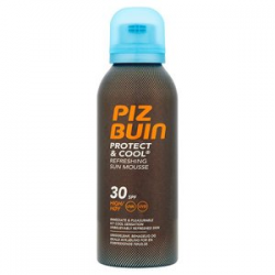 Spray Solar SPF30 PIZ BUIN PROTECT & COOL 150ml