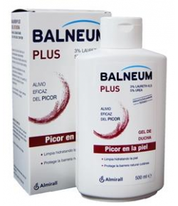 Loción Corporal BALNEUM PLUS 500ml Hidratantes