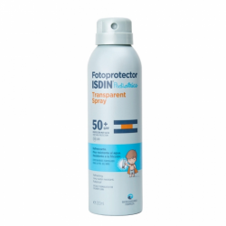 Fotoprotector Transparent Spray Pediatrics 50+ ISDIN 200ml