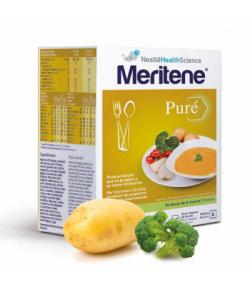 Verduras de la Huerta MERITENE Puré 450gr