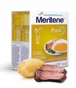 Ternera con Patatas y Verduras MERITENE Puré 450gr Salud