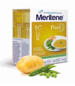 Guisantes Estofados MERITENE Puré 450gr