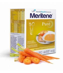 Pollo con Patatas y Zanahoria MERITENE Puré 450gr Salud