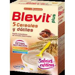 Blevit Plus 5 Cereales y Dátiles 300gr