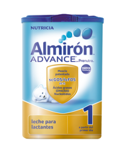 Almirón ADVANCE 1 con Pronutra 800gr Lactantes