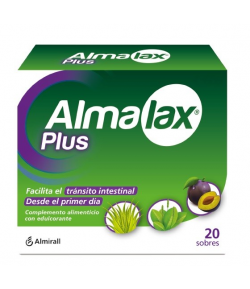 ALMALAX Plus 20 sob Tránsito Intestinal