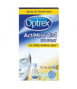 ActiMist Spray 2en1 para Picor de ojos y Lagrimeo OPTREX 10ml
