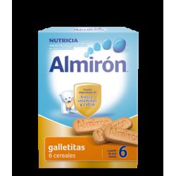 ALMIRÓN Galletitas 6 cereales 180gr