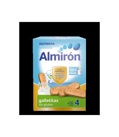 ALMIRÓN Galletitas sin gluten 250gr Galletitas