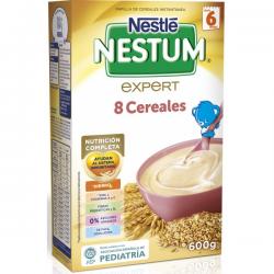 Papilla Nestum 8 Cereales 500gr NESTLE