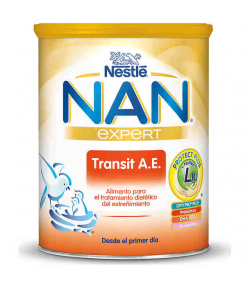 Nan Expert Transit AE 800gr NESTLE Anti-Extreñimiento
