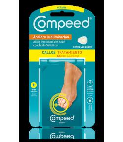 COMPEED® Callos Tratamiento – Entre Dedos 6ud