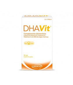 DHAVIT 15ml Vitaminas