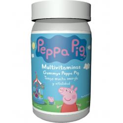 Multivitaminas Gummys Peppa Pig 30ud
