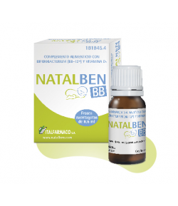 NATALBEN BB 8.6ml Vitaminas