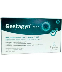 Gestagyn Men 60caps Vitaminas