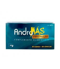 ANDROMÁS PREMIUM 30sob + 30caps Vitaminas