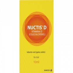 NUCTIS D 8ml