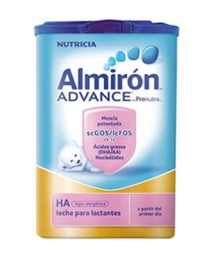 Almirón ADVANCE HA Pronutra 800gr Lactantes